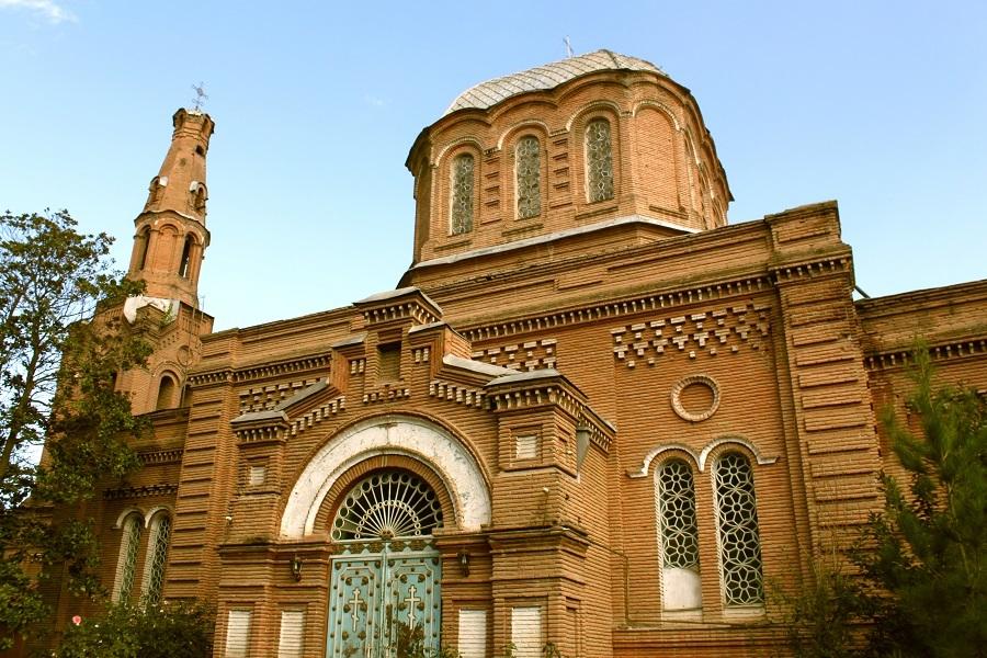 chiesa Alexander Nevsky