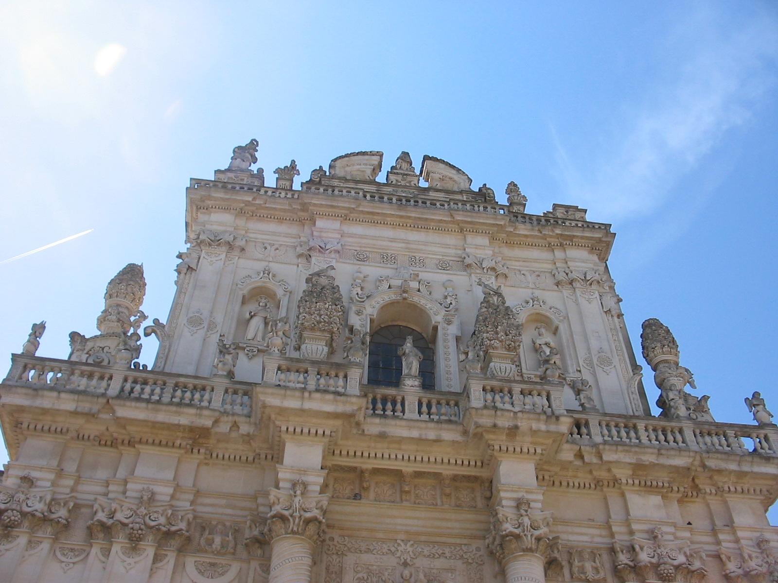 architetture barocche italia