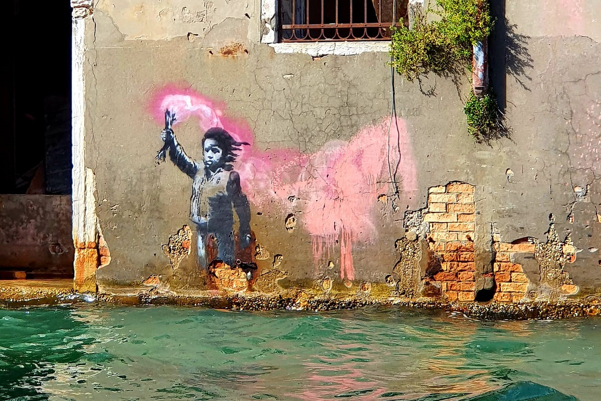 Banksy Sarzana