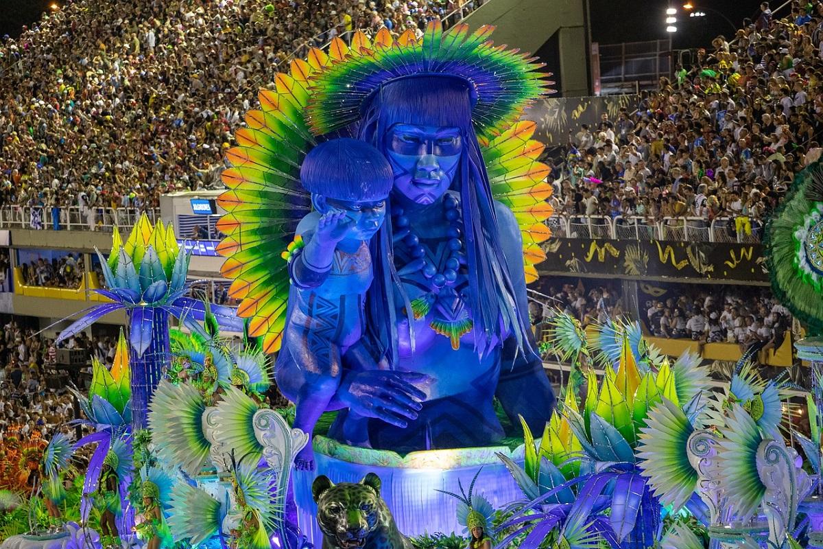Carnevale di Rio de Janeiro 2021