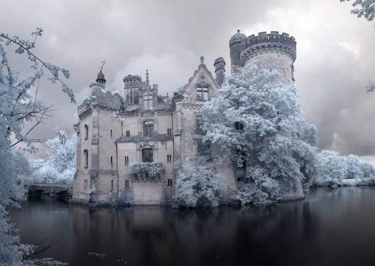 castello mothe chandeniers