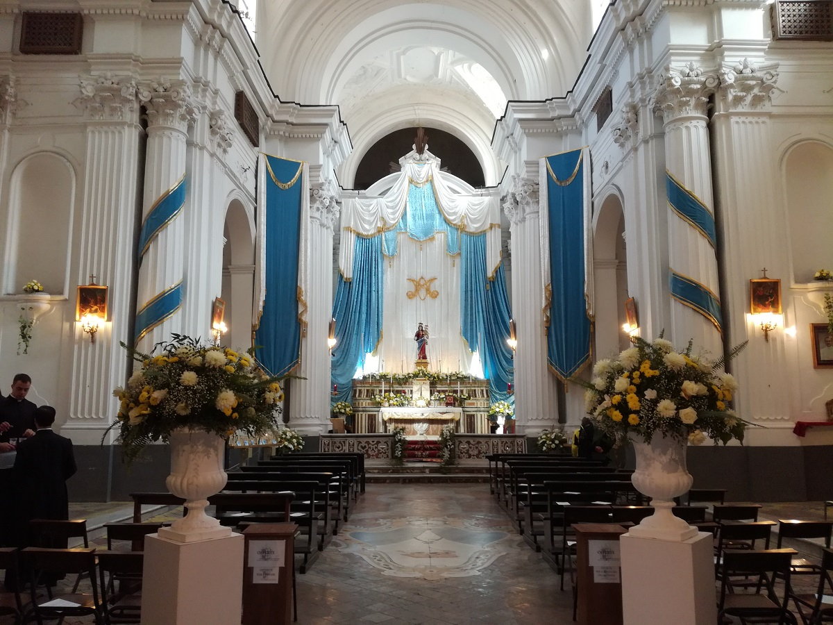 Chiesa del Rosariello Napoli