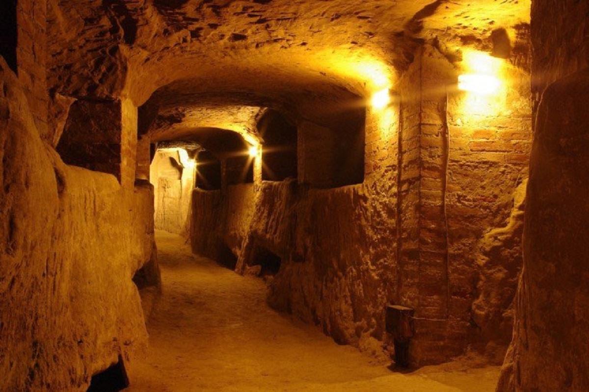 Città sotterranee centro Italia