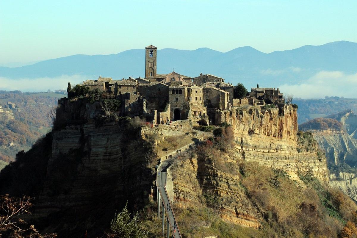 Civita di Bagnoregio Patrimonio UNESCO