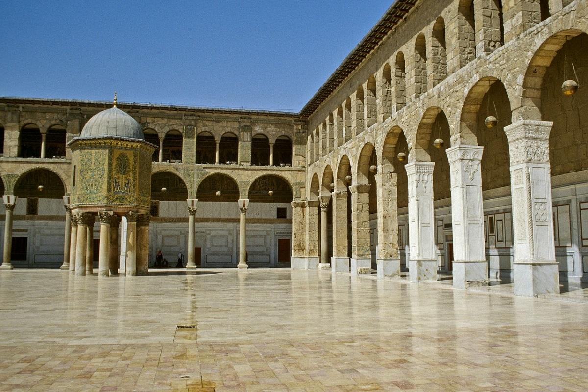 Damasco cosa vedere