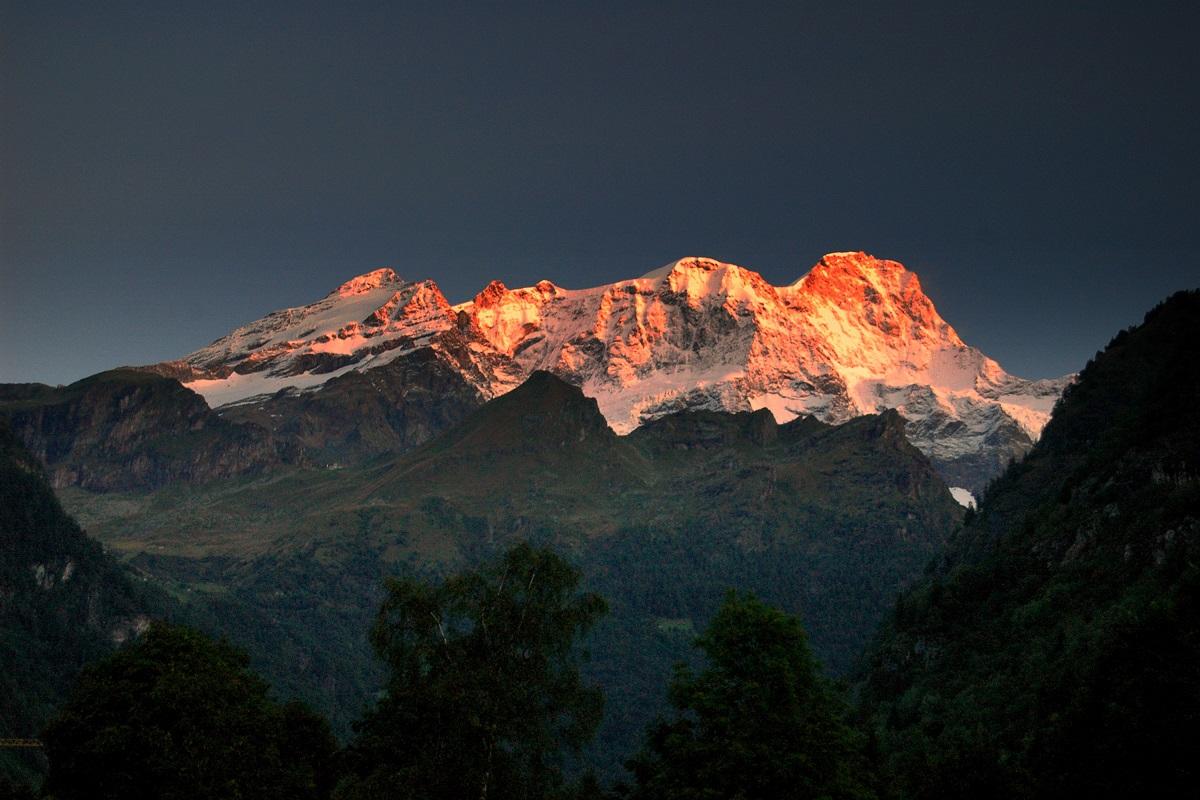 Escursioni Monte Rosa