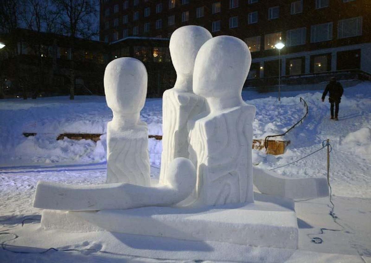 kiruna snow festival 2021