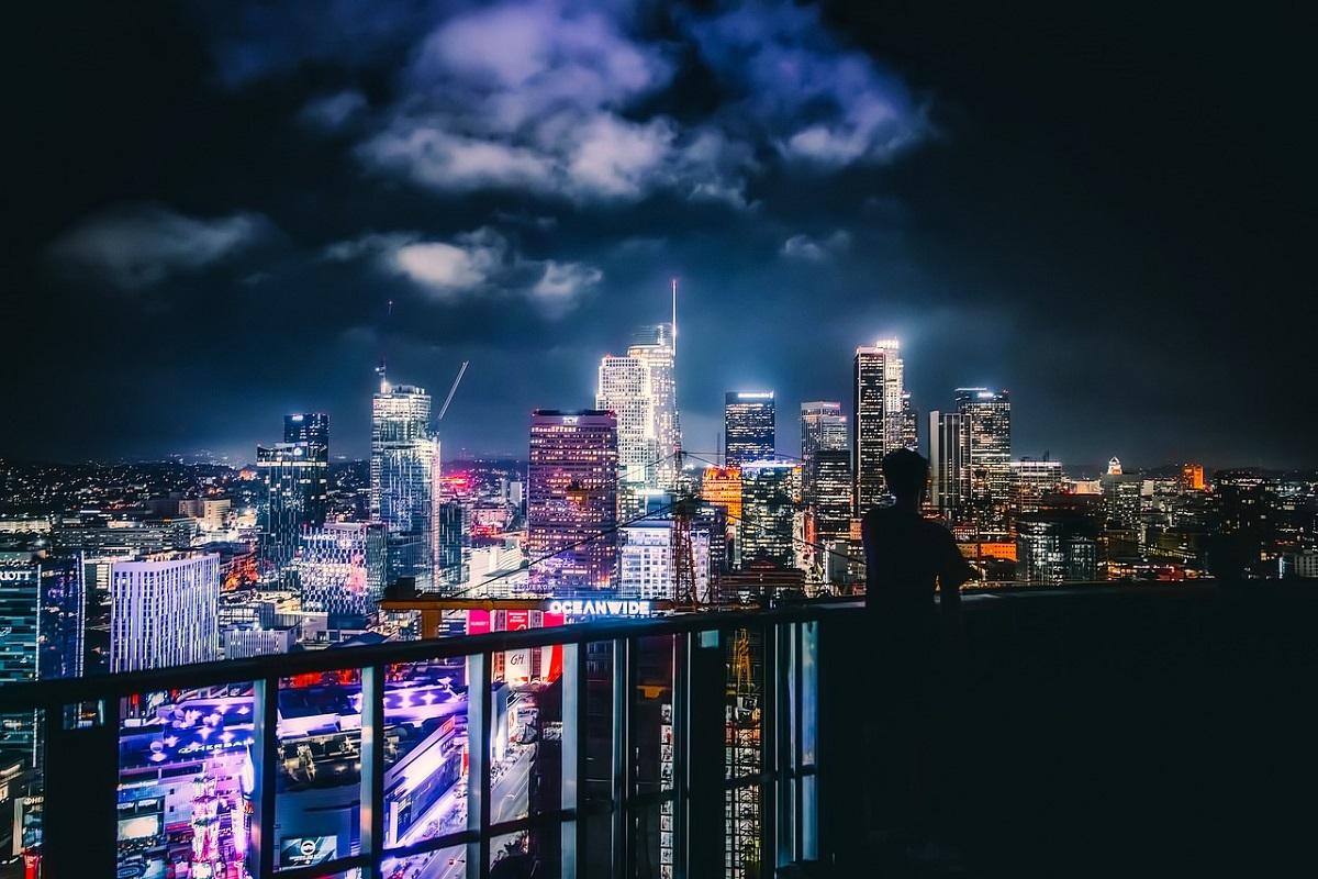La La Land location Los Angeles