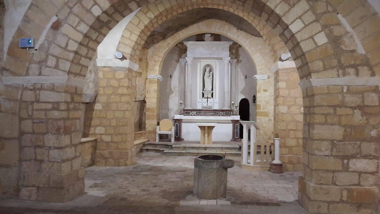 Madonna della Cava Marsala storia