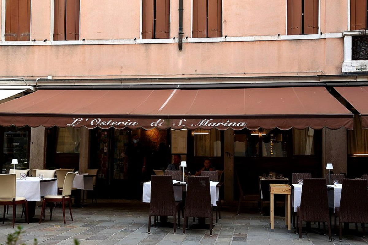 migliori ristoranti venezia non turistici
