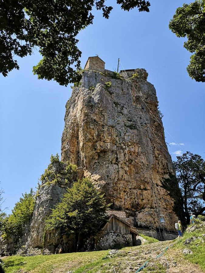 monastero georgia