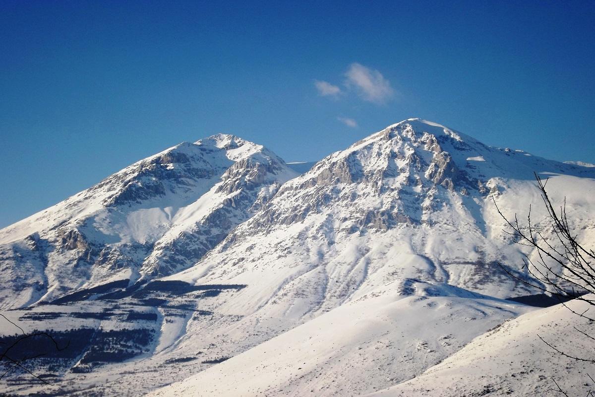 Monte Velino sentieri