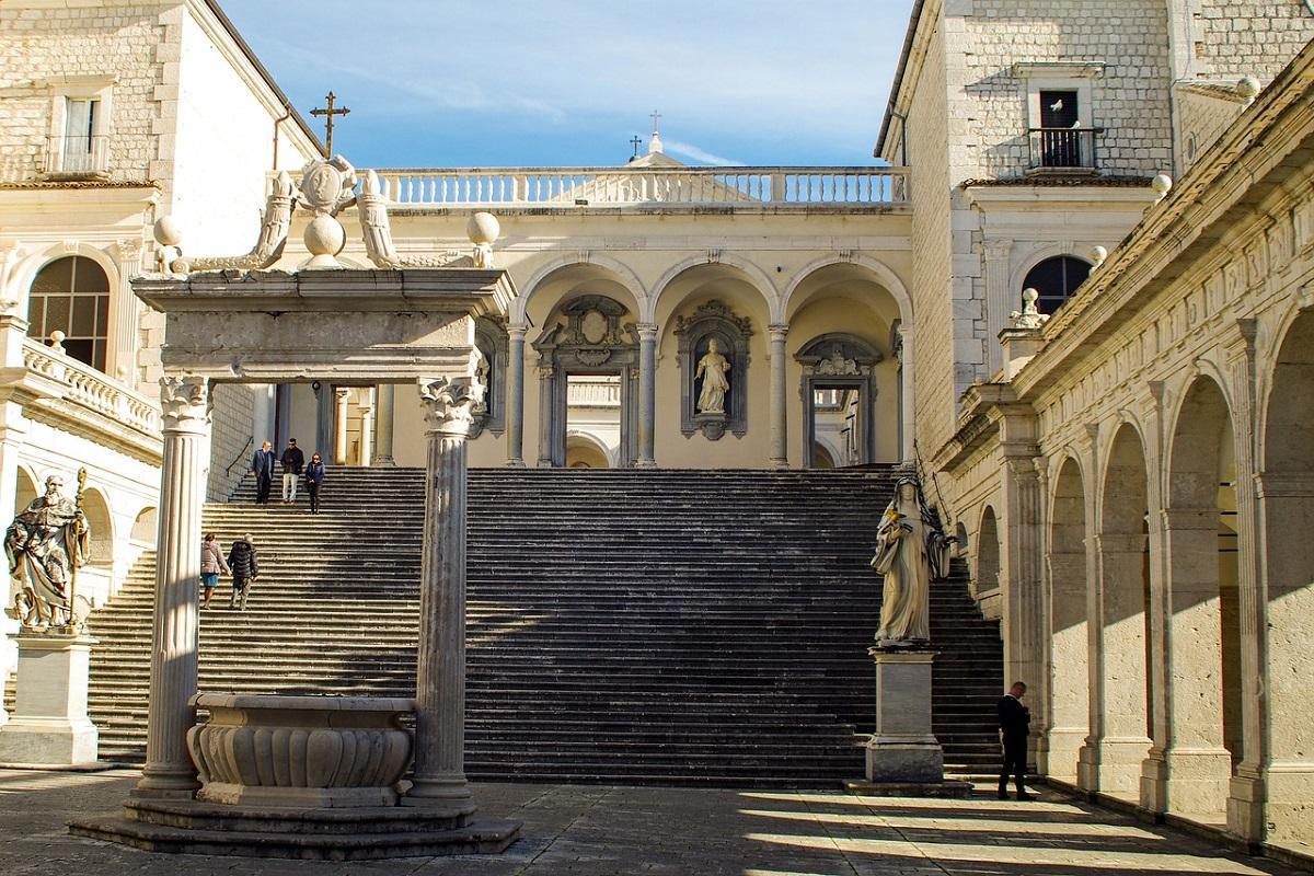 Montecassino abbazia storia
