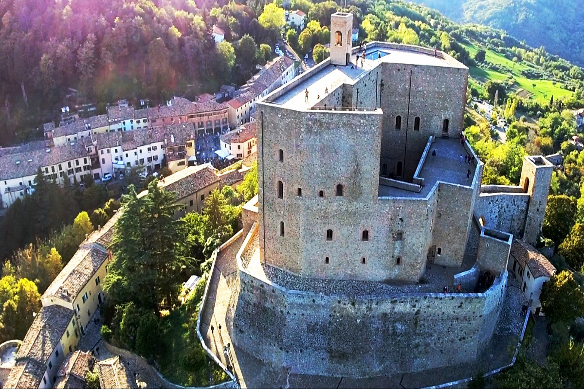 Montefiore Conca castello