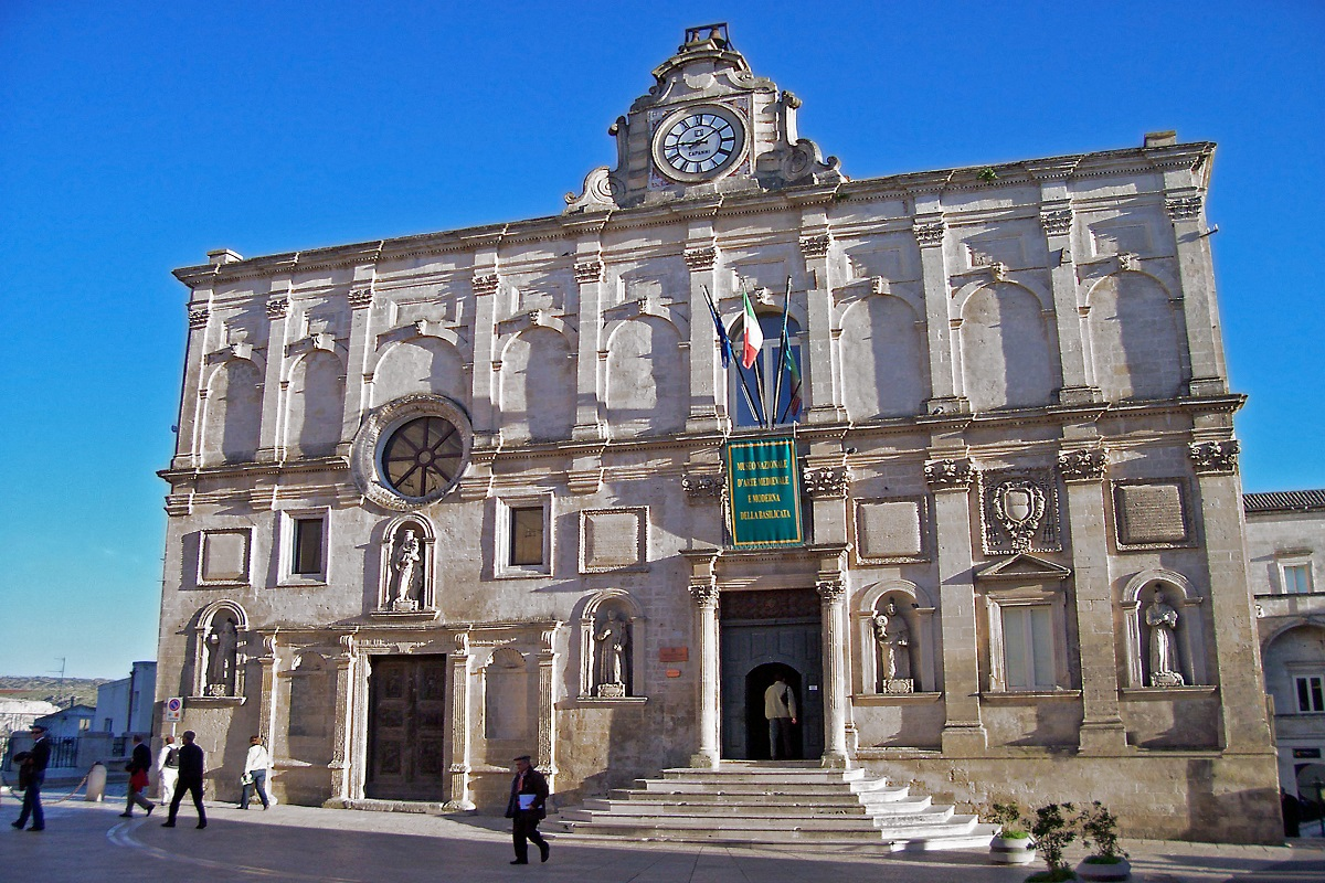 Museo Nazionale d'Arte Medievale e Moderna Matera