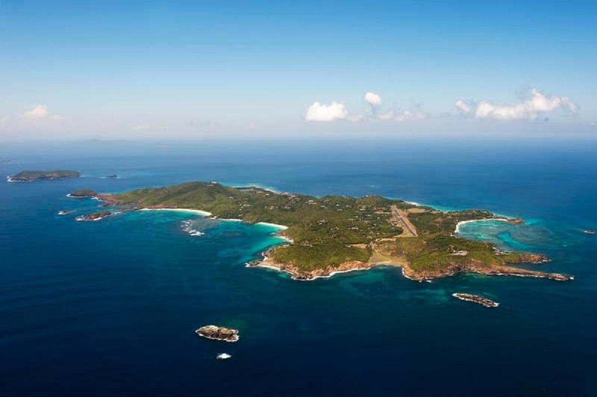 mustique isola caraibica