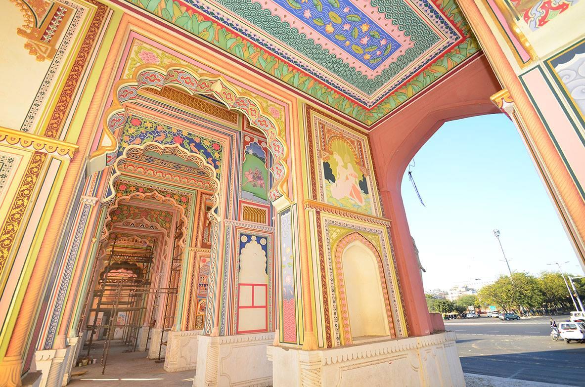Porta india
