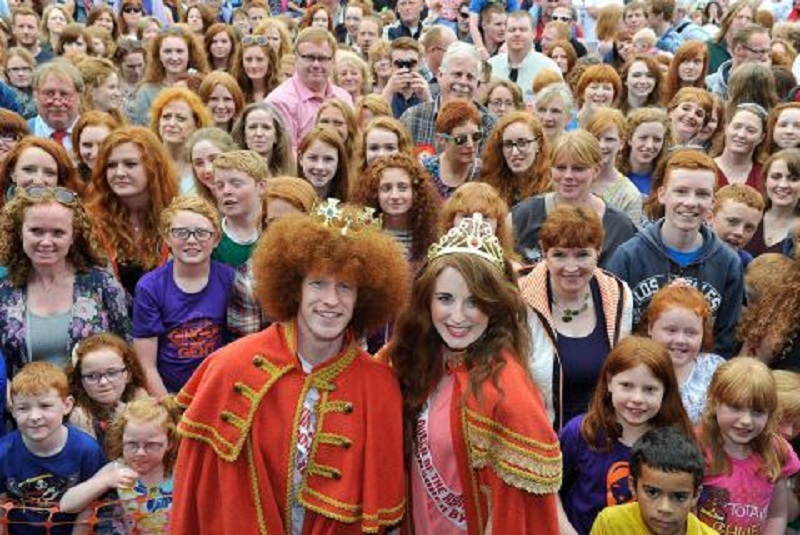 Redhead convention