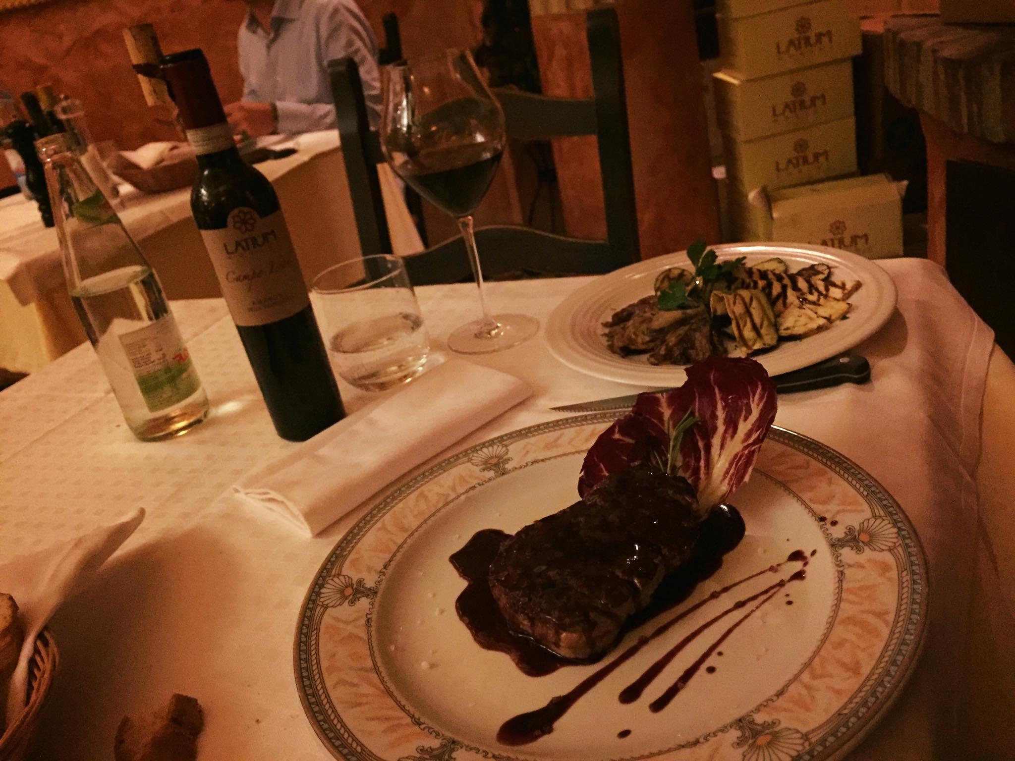 ristoranti tipici verona centro storico