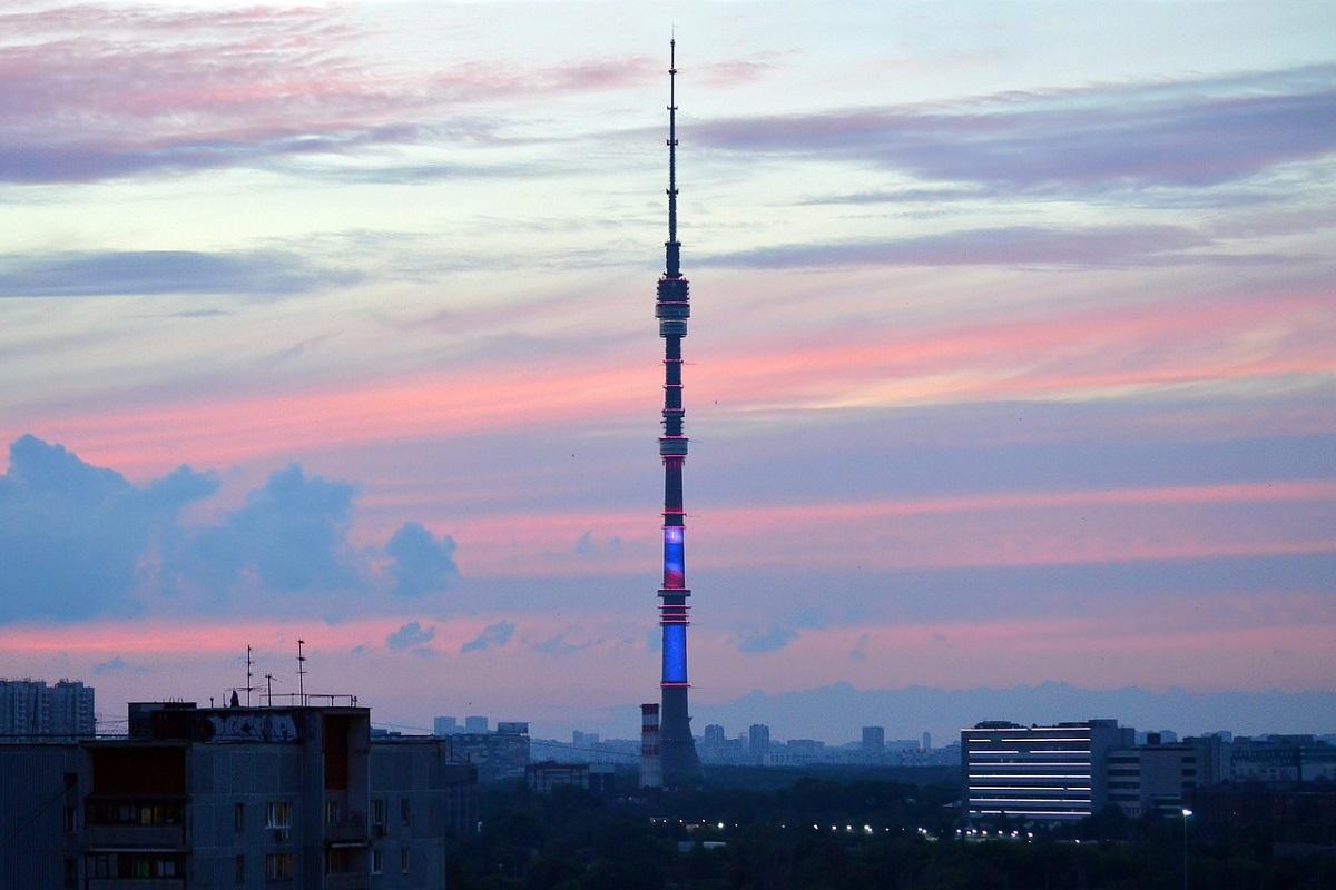 Torre di Ostankino Mosca