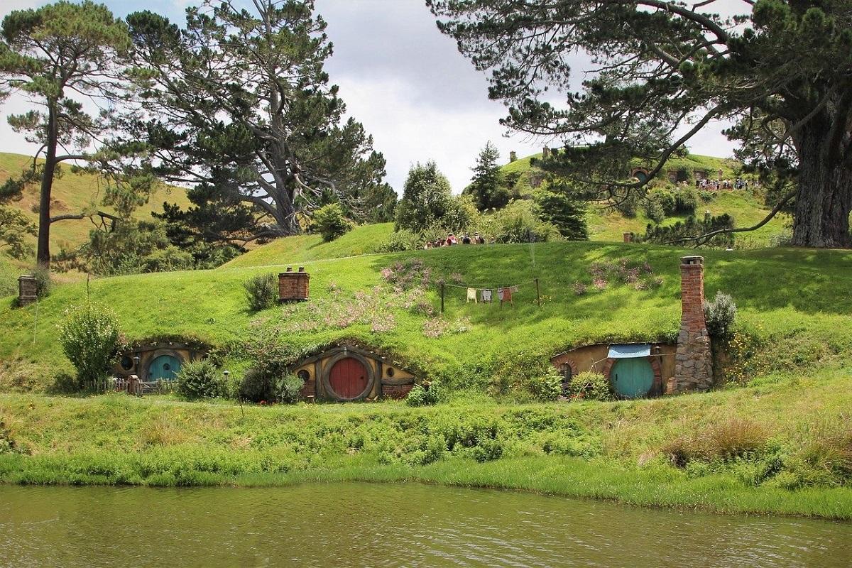 Villaggio hobbit Ungheria