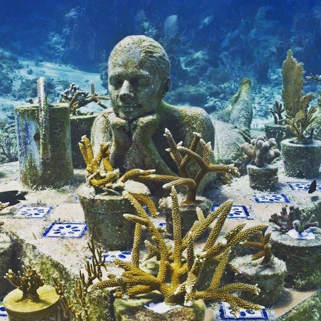 Cancún Underwater Museum