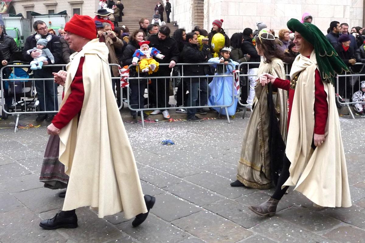Carnevale 2021 Lombardia