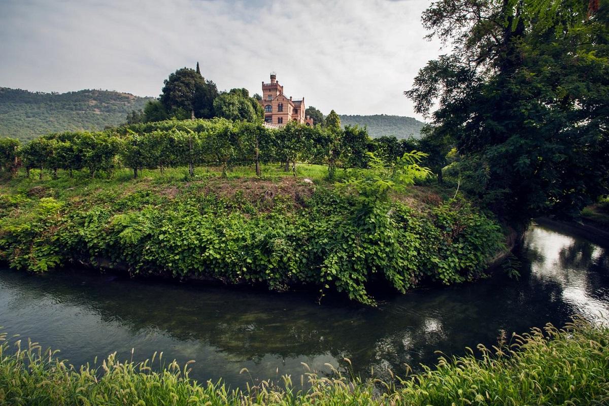 Castello Bonomi Franciacorta