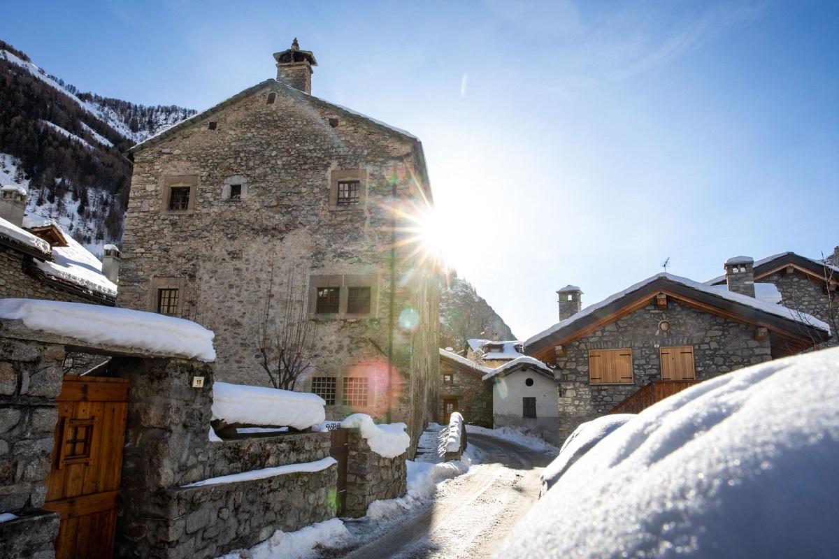 Castello di Entreves Courmayeur