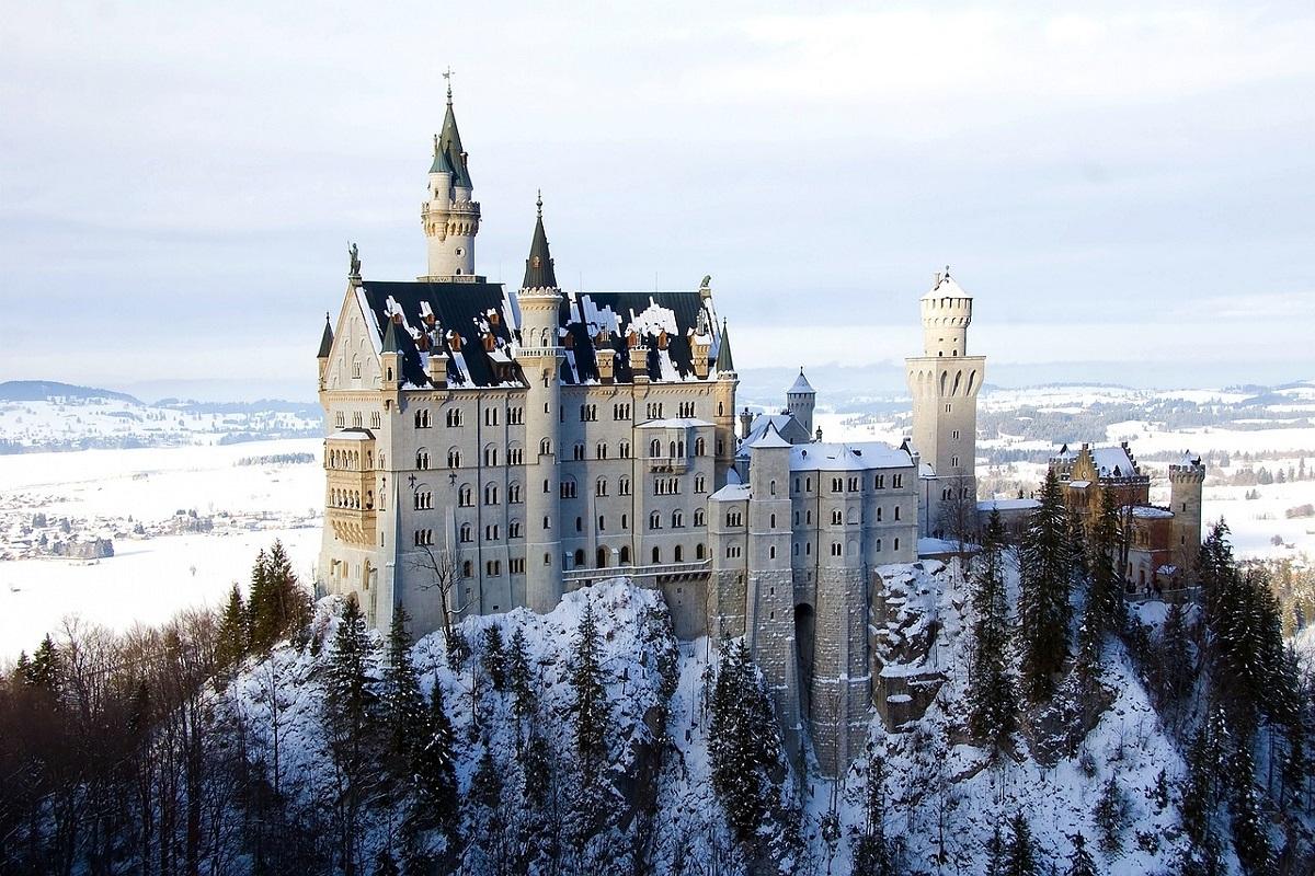 Castello re Ludwig Germania