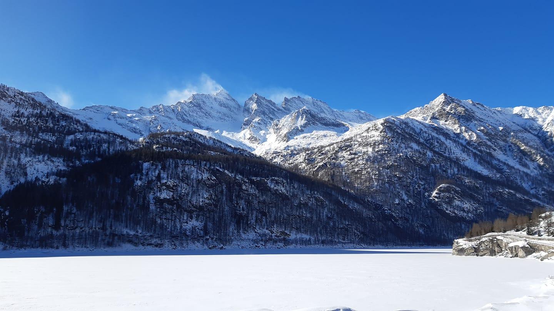 Ceresole lago