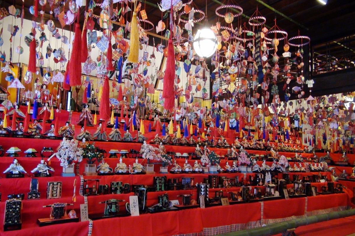 Festival delle ragazze Giappone