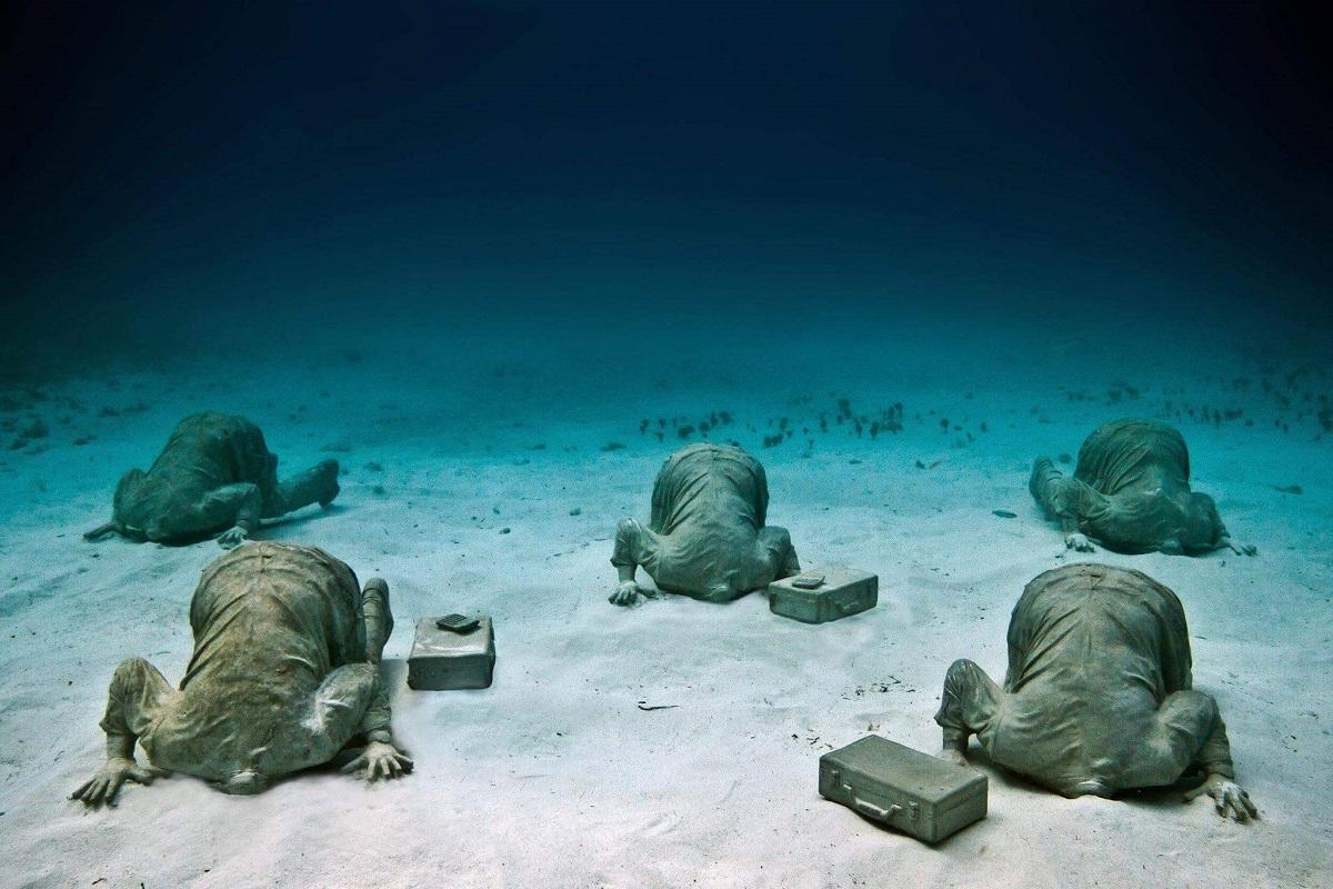 Galleria subacquea Messico