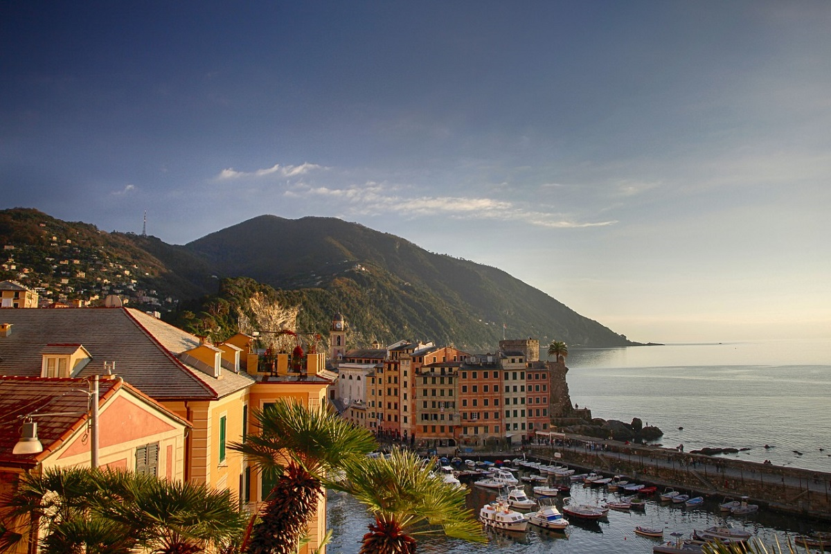 Home restaurant Genova