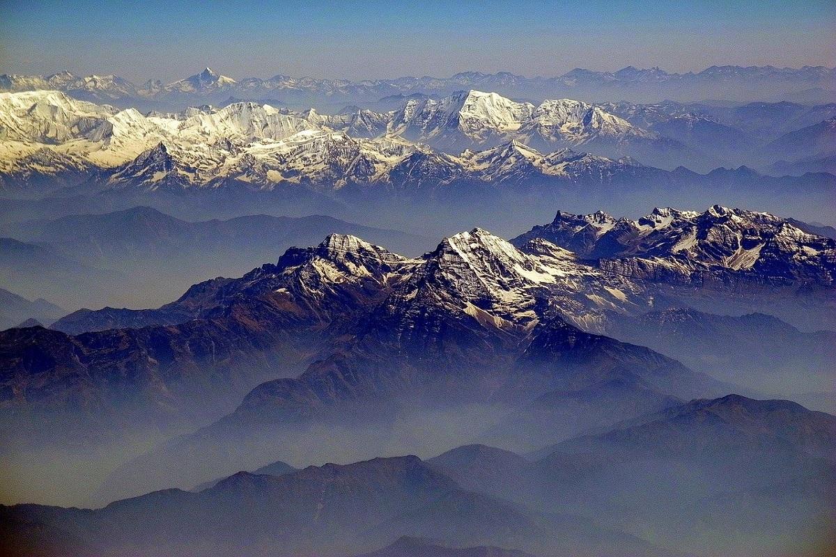 India Himalaya trekking