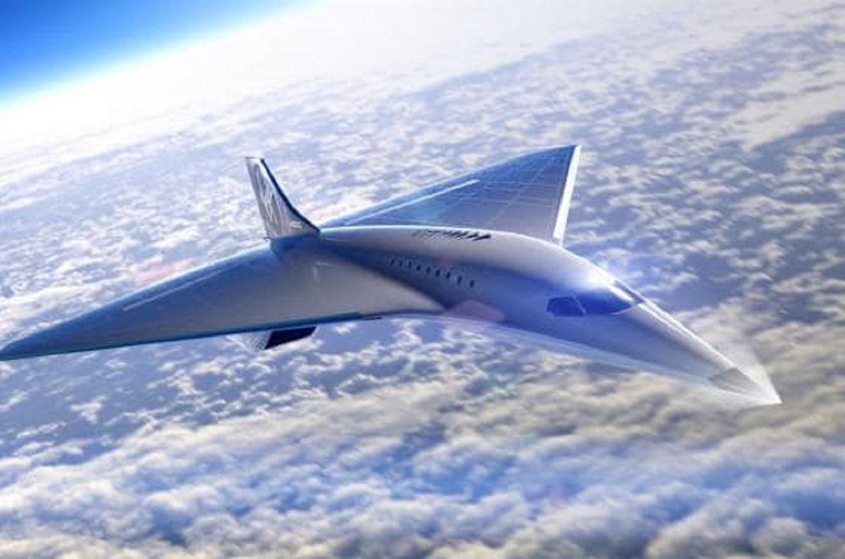 jet supersonico
