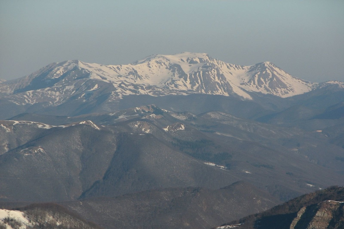 Monte Prado Toscana