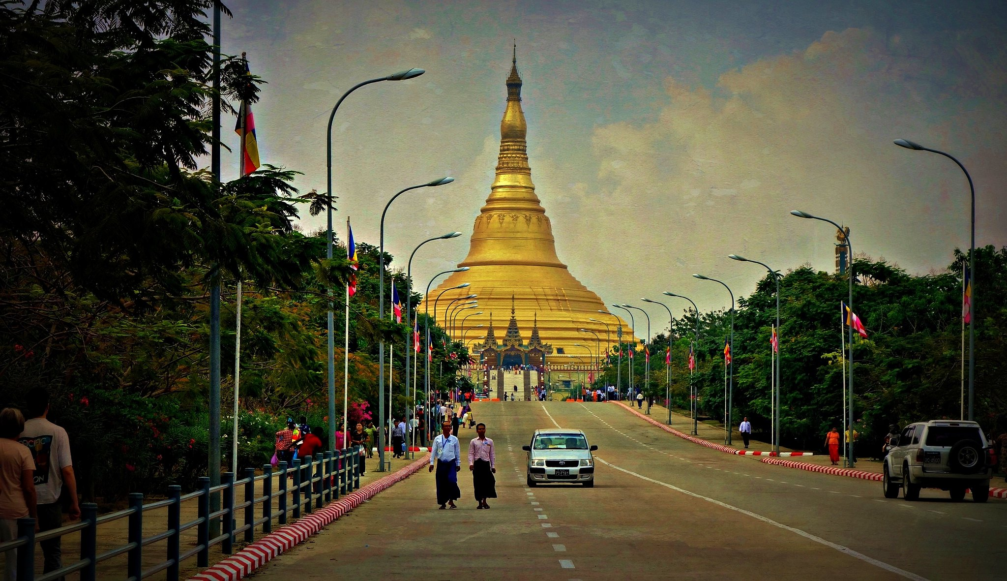 naypyidaw cosa vedere