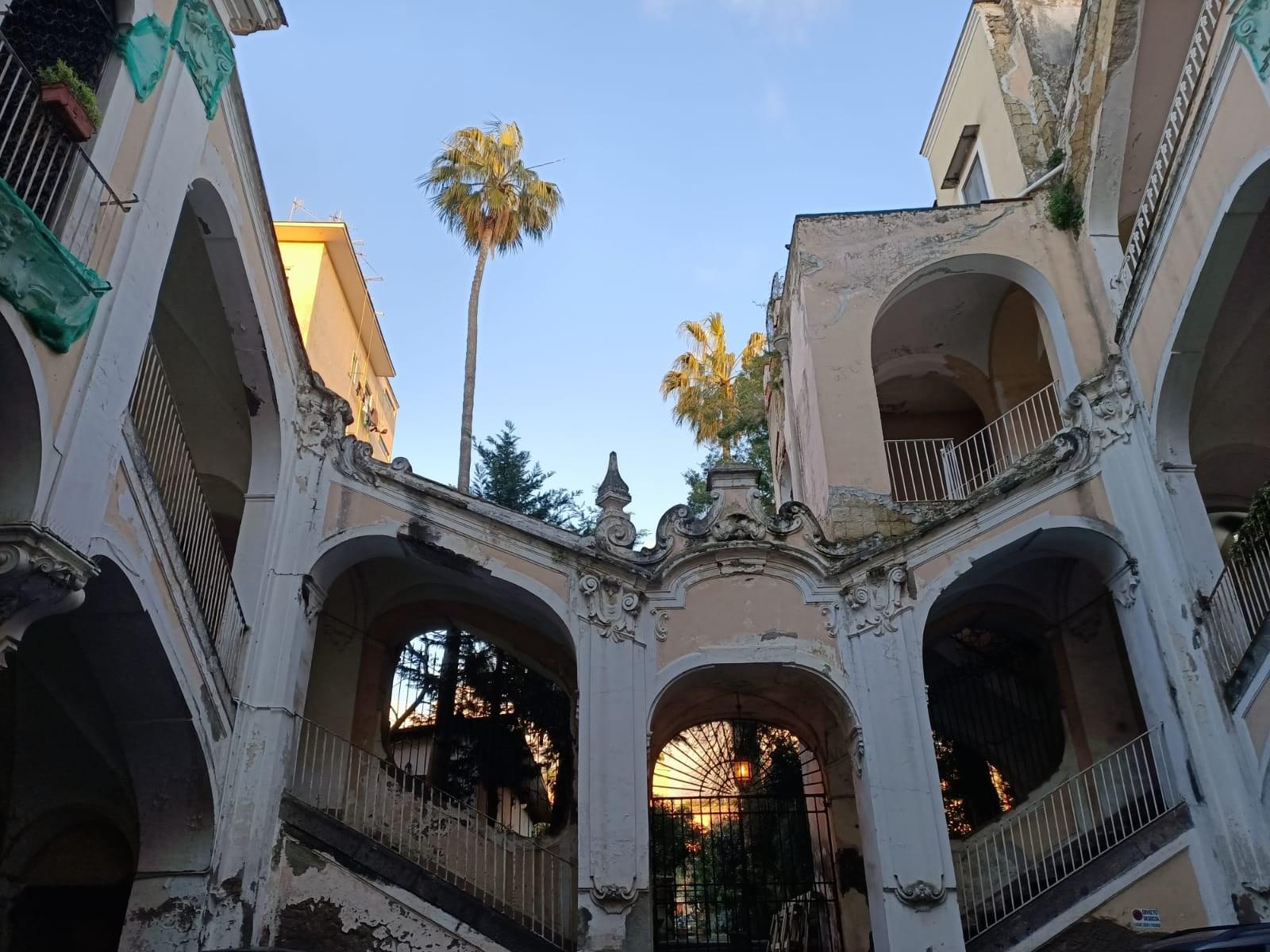 palazzo sanfelice napoli