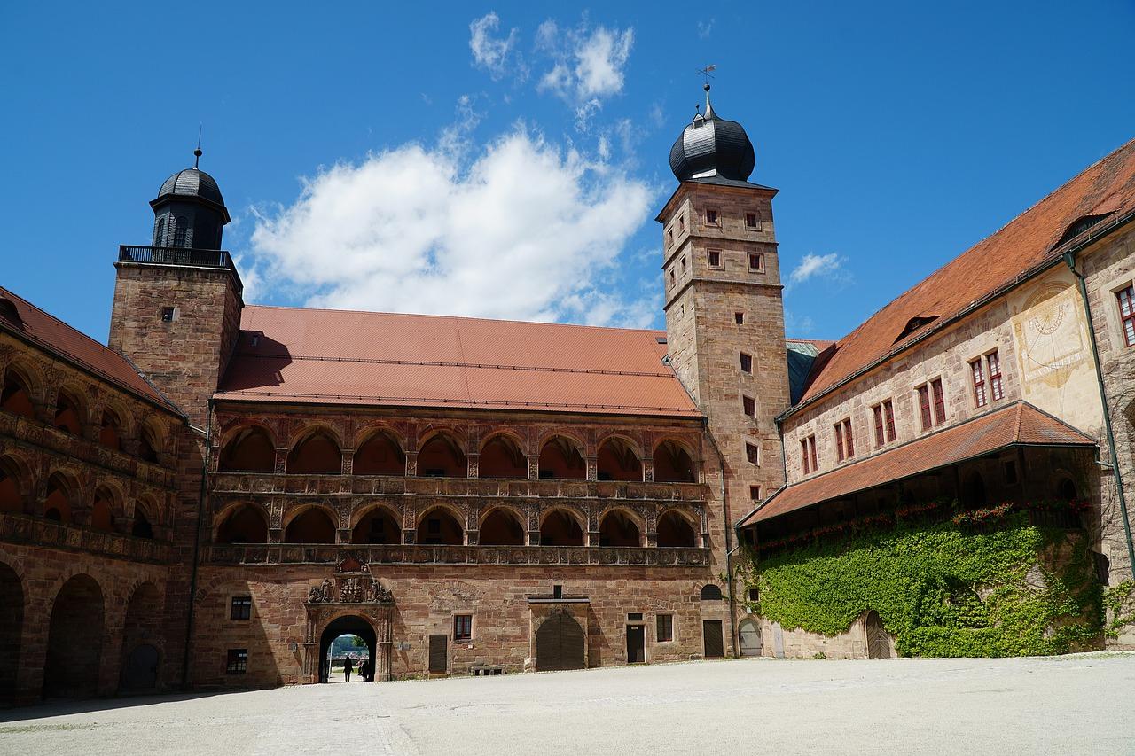 castello di Plassenburg
