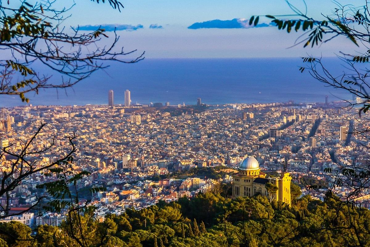 Punti panoramici Barcellona