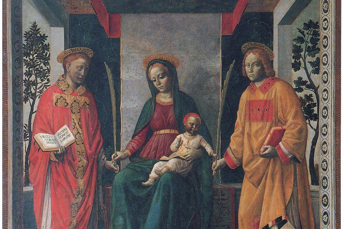 San Faustino e Giovita Brescia storia