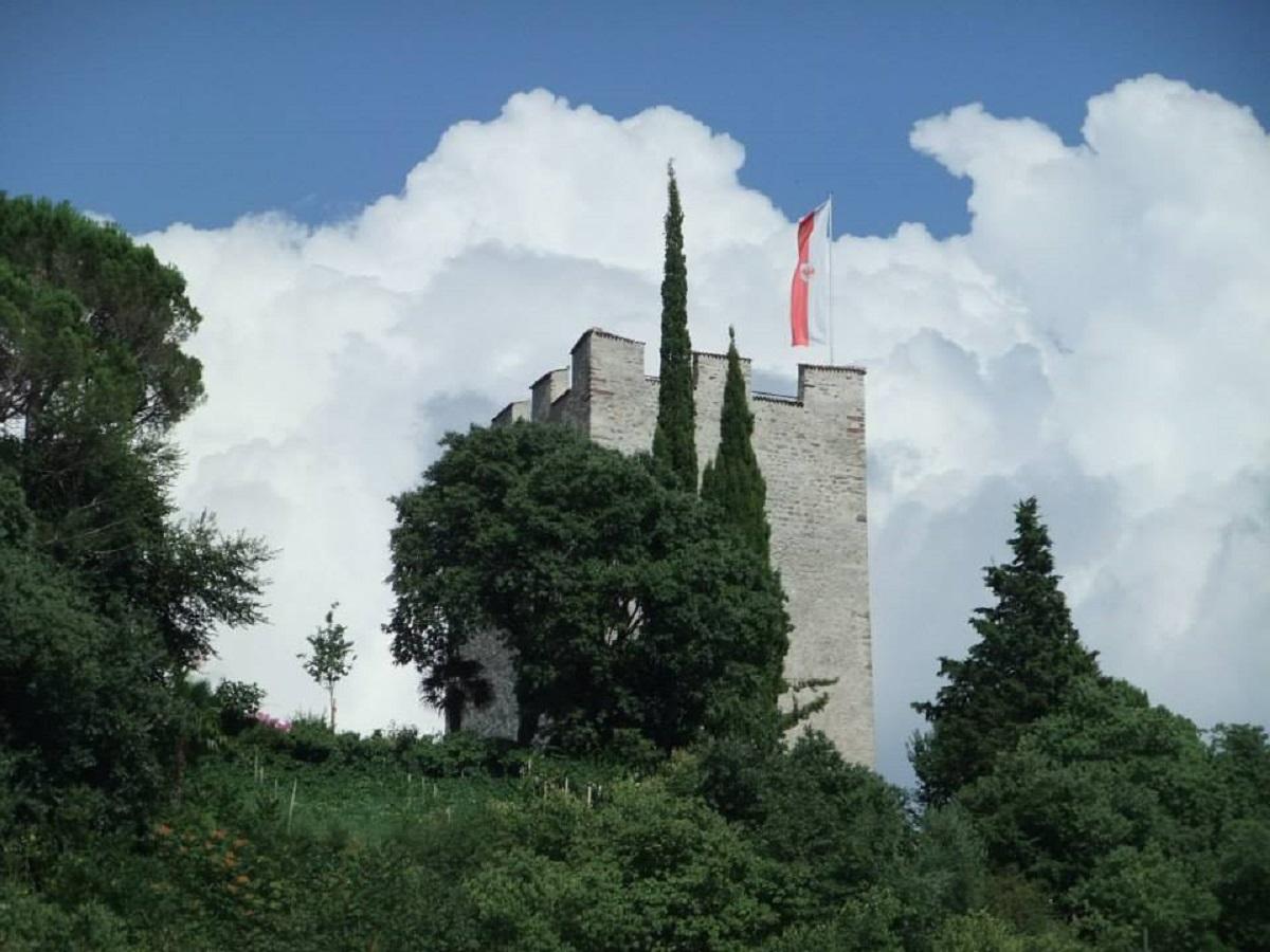 torre delle polveri merano