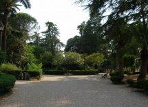 Villa Lazzaroni Roma storia