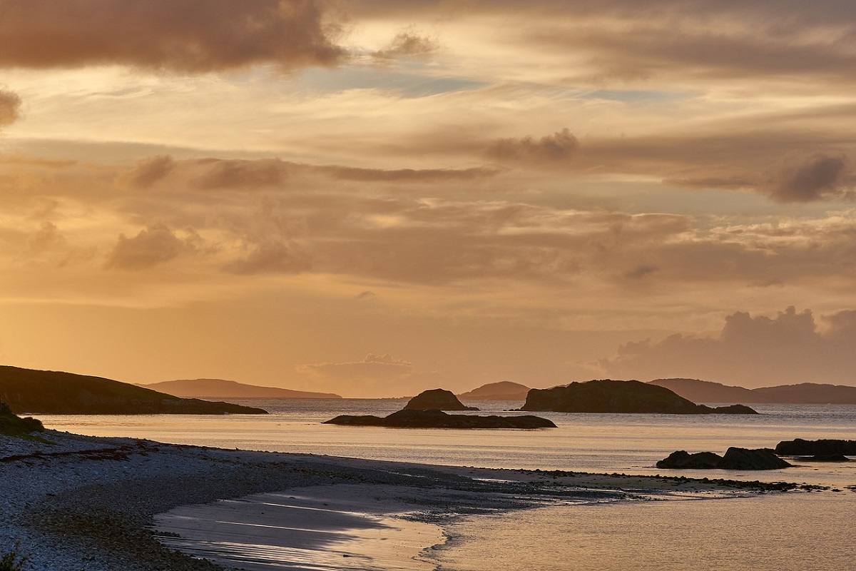 Wild Atlantic Way Irlanda mappa