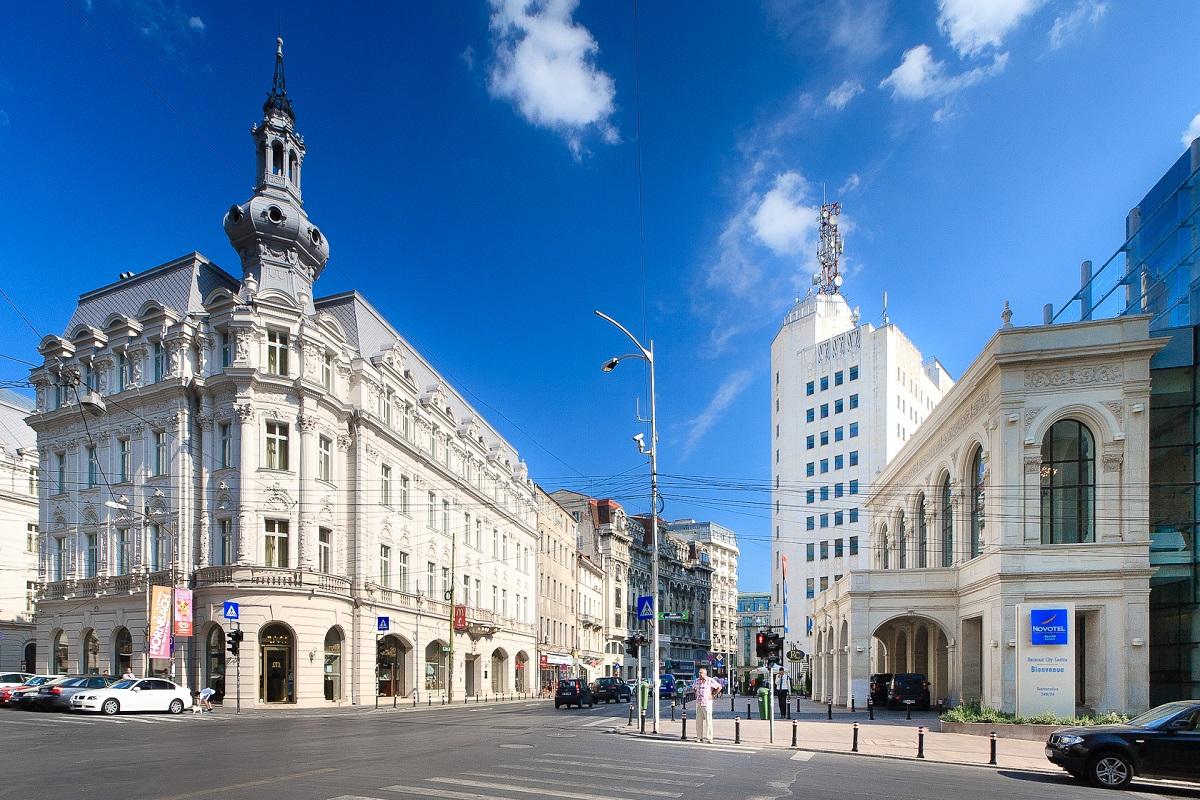 Bucarest arte storia e curiosità