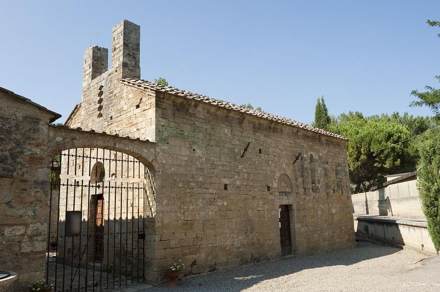 Castello della Magione di Poggibonsi