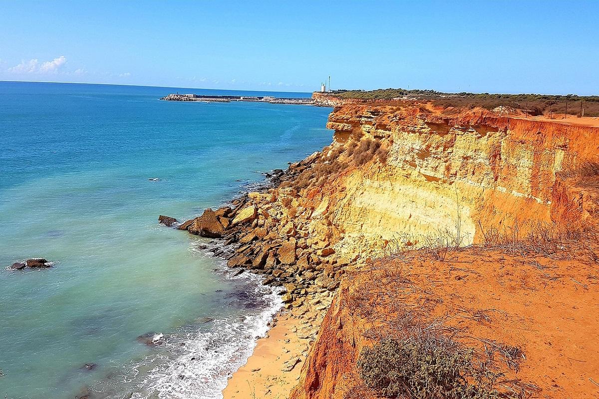 Costa de la Luz spiagge