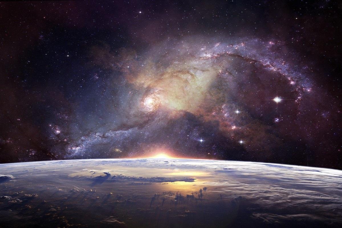 Crociera nello spazio