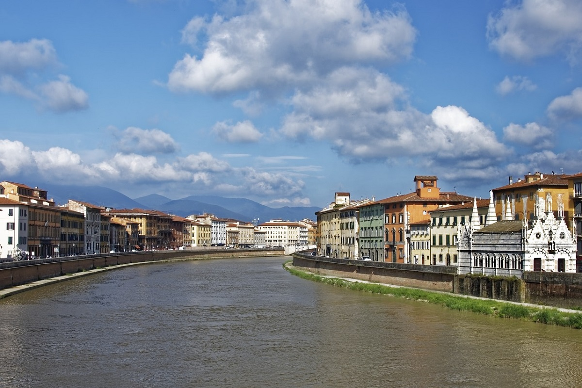 Home restaurant Pisa